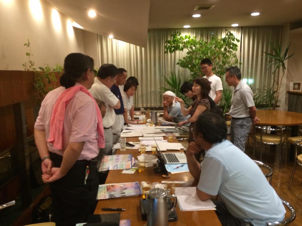 2015年8月幹事会