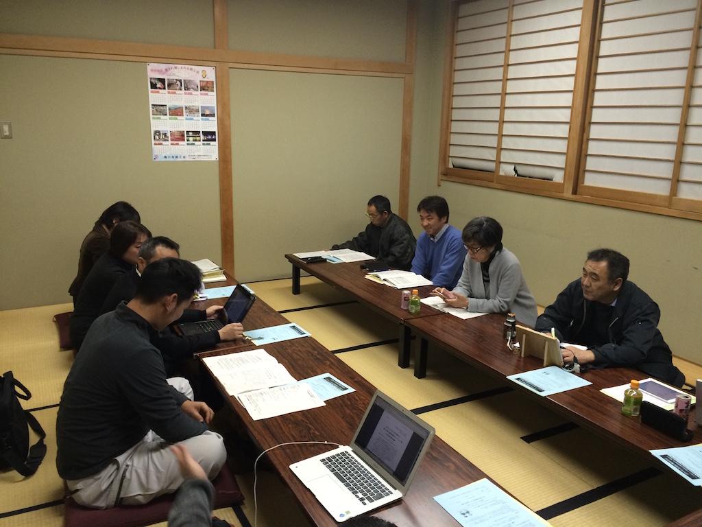 2015年12月幹事会